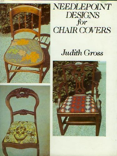 9780442228828: Needlepoint Designs for Chair Covers