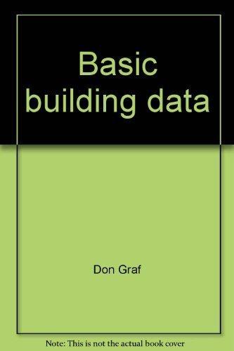 Basic building data: Graf, Don
