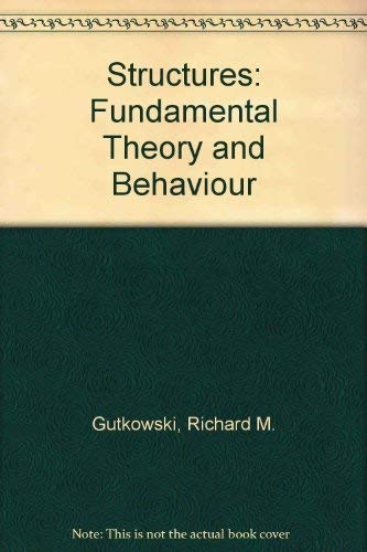 9780442229832: Structures: Fundamental Theory and Behaviour