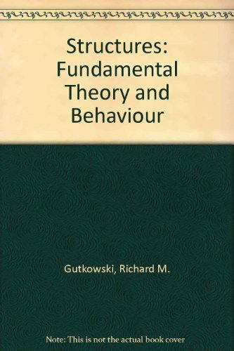 9780442230128: Structures: Fundamental Theory and Behaviour