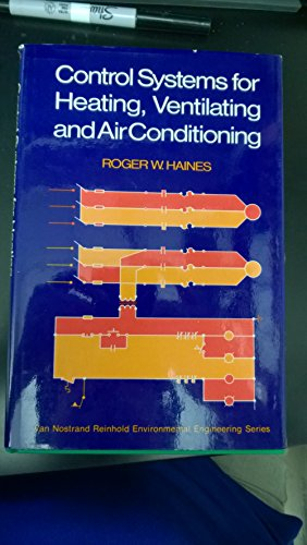 9780442230289: Control Systems for Heating, Ventilating and Air Conditioning
