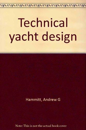 9780442230968: Technical yacht design