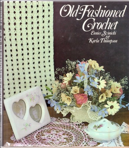 9780442231200: Old-fashioned Crochet