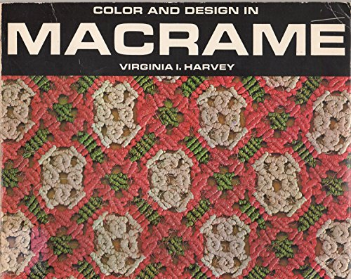 9780442231880: Colour and Design in Macrame