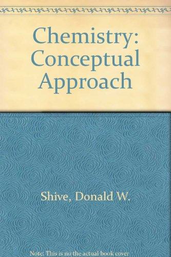9780442231941: Chemistry: Conceptual Approach
