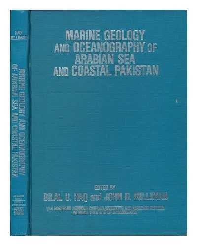 9780442232160: Marine Geology and Oceanography of Arabian Sea and Coastal Pakistan