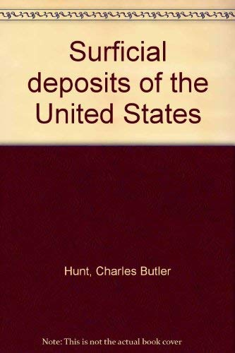 9780442232313: Surficial deposits of the United States