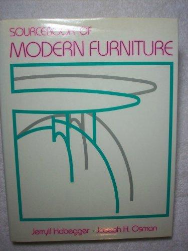 9780442232764: Sourcebook of Modern Furniture