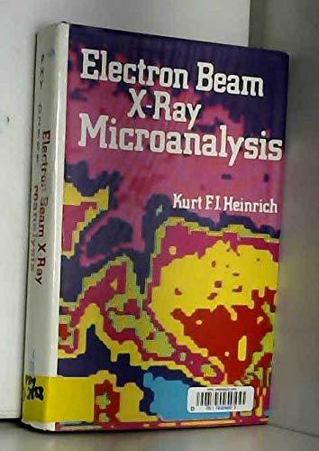 9780442232863: Electron Beam X-ray Microanalysis