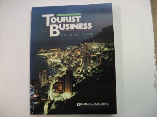 9780442233761: The Tourist Business