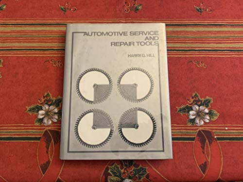 9780442234157: Automotive Service and Repair Tools