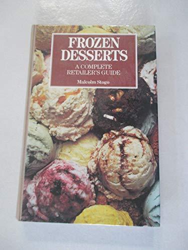 9780442234553: Frozen Desserts: A Complete Retailer's Guide