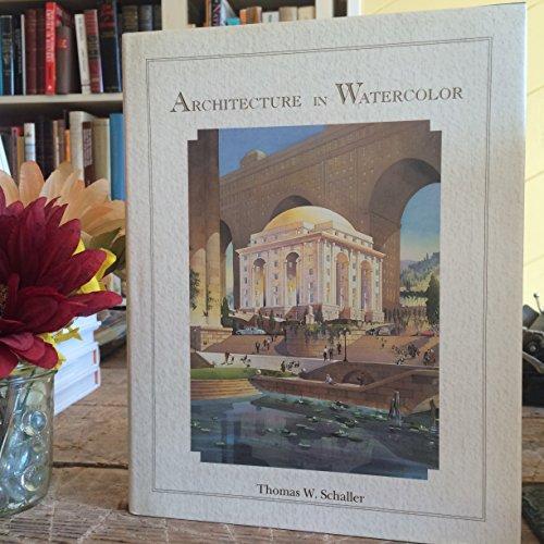 9780442234843: Architecture in Watercolor
