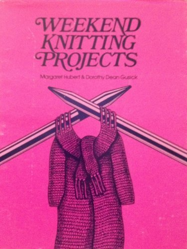 9780442235727: Weekend Knitting Projects