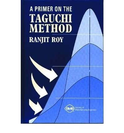 9780442237295: A Primer on the Taguchi Method (Competitive Manufacturing Series)