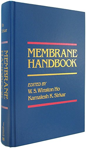 9780442237479: Membrane Handbook
