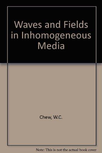 9780442238162: Waves and Fields in Inhomogeneous Media