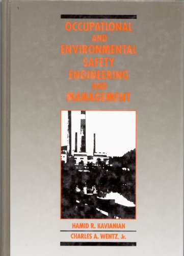 9780442238223: Occupational and Environmental Safety Engineering and Management