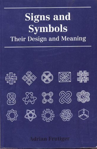 9780442239183: Signs and Symbols: Their Design and Meaning (English and German Edition)