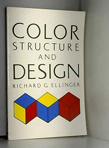 9780442239411: Color Structure and Design