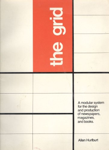9780442239664: The Grid: A Modular System for the Design and Production of Newspapers, Magazines, and Books