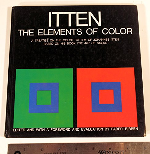 9780442240387: The Elements of Colour