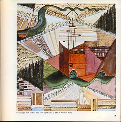 9780442240394: Design and Form: Basic Course at the Bauhaus