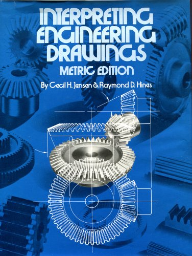 9780442241360: Interpreting Engineering Drawings