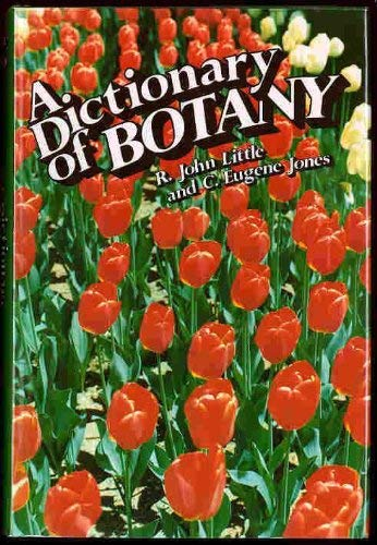 9780442241698: Dictionary of Botany