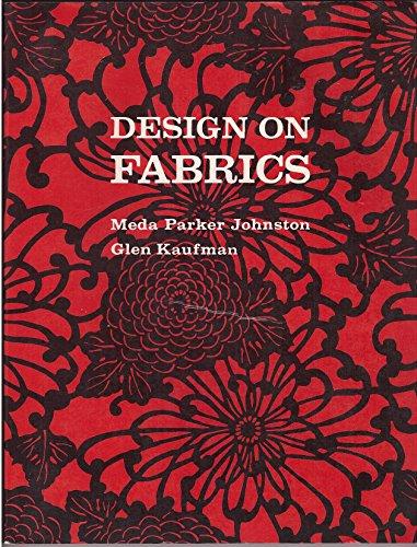9780442241704: Design on Fabrics