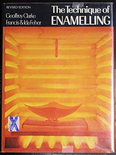 9780442242558: The Technique of Enamelling