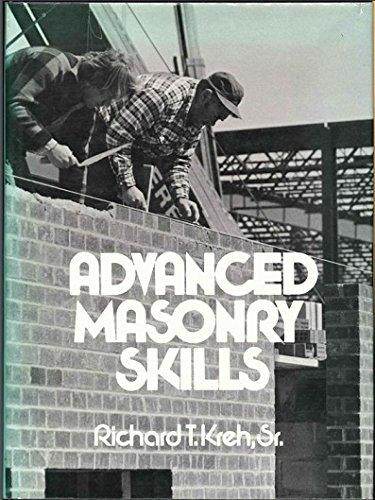 9780442242893: Advanced Masonry Skills