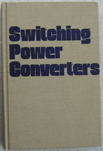 9780442243333: Switching Power Converters