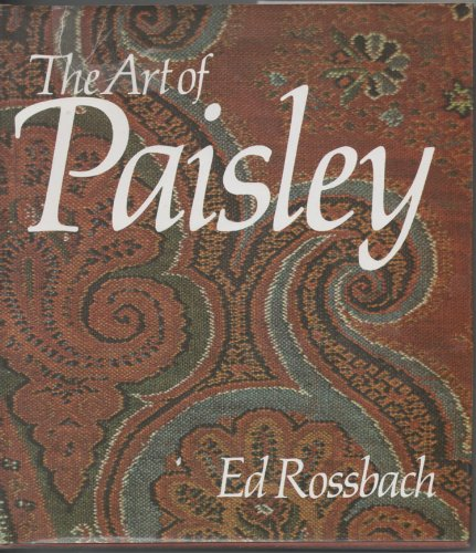 9780442243463: The Art of Paisley