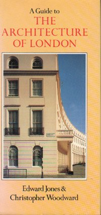 9780442243555: A Guide to the Architecture of London
