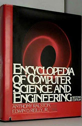 9780442244965: Encyclopedia of Computer Science