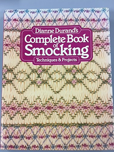 9780442245108: Complete Book of Smocking