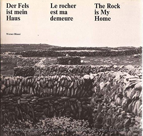 9780442245207: Der Fels ist mein Haus = La rocher est ma demeure = The rock is my home (English, German and French Edition)