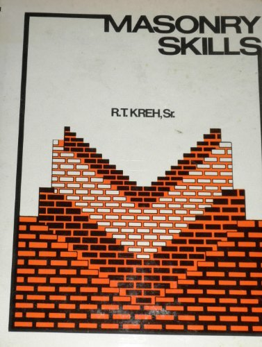 Masonry Skills: Kreh, Richard T.