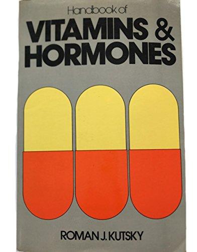 9780442245504: Handbook of Vitamins and Hormones