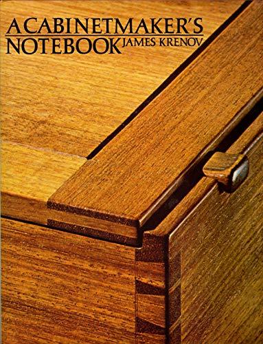 9780442245511: A Cabinetmaker's Notebook