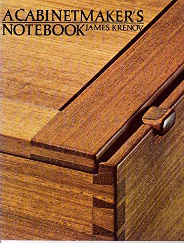 9780442245542: A Cabinetmaker's Notebook