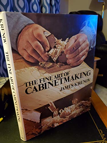 9780442245559: The Fine Art of Cabinetmaking