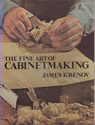 9780442245566: Fine Art of Cabinetmaking