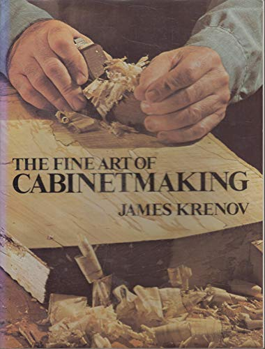 9780442245566: Fine Art of Cabinetmaking