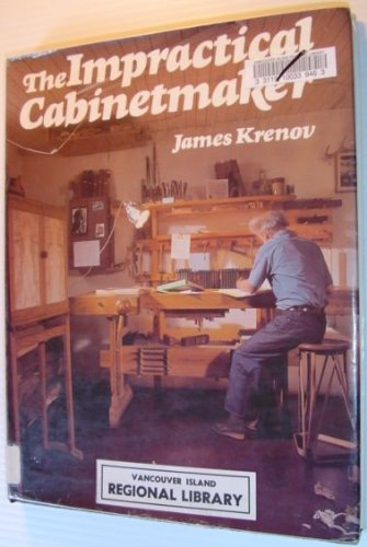 The Joys of Cabinetmaking (0442245580) by Krenov, James