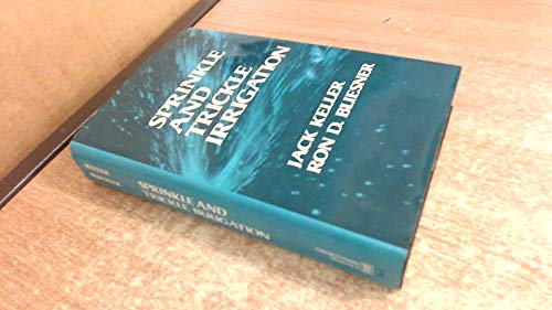 9780442246457: Sprinkle and Trickle Irrigation (AVI Books)