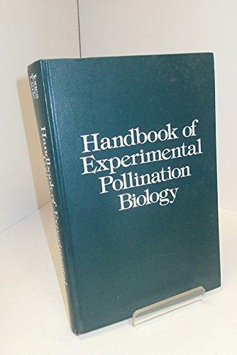 9780442246761: Handbook of Experimental Pollination Biology