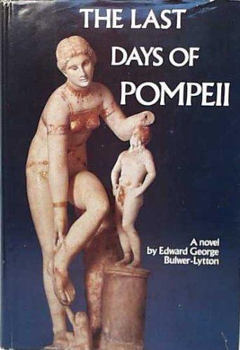 9780442247447: The last days of Pompeii