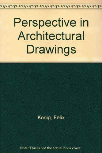 9780442247478: Perspective in Architectural Drawings